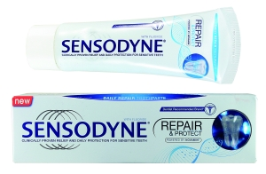 Sensodyne Repair and Protect 75 ml i gruppen Tannkrem hos Dentway (4003)